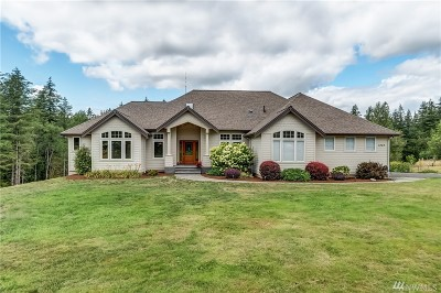 Bellingham Single Family Home For Sale: 1820 Kelly Rd