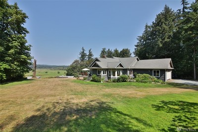 Single Family Home For Sale: 3378 Burley Rd
