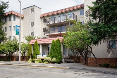 Seattle Condo/Townhouse For Sale: 9030 Seward Park Ave S #205