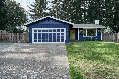Puyallup Single Family Home For Sale: 14722 105th Av Ct E
