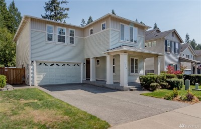 Dupont Single Family Home For Sale: 1684 Burnside Place