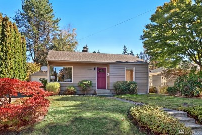 Single Family Home For Sale: 11346 14th Ave NE