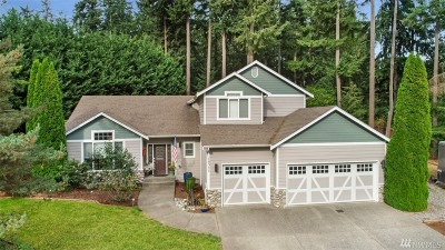 Lake Tapps WA Single Family Home For Sale: $495,000