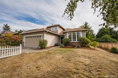 Federal Way Single Family Home For Sale: 1231 SW 317th St
