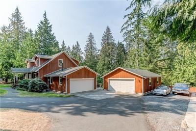Bellingham Single Family Home Sold: 4510 Lost Creek Lane