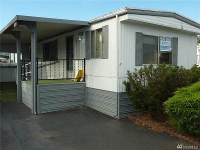 Bellingham Mobile Home Sold: 1200 Lincoln St #113