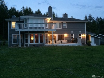 Eatonville Single Family Home For Sale: 32514 36th Ave E
