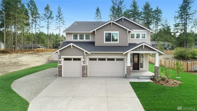 Lacey Single Family Home For Sale: 7723 52nd Ave NE