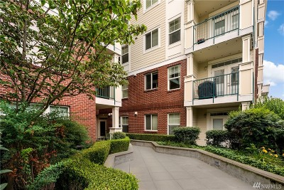 Condo/Townhouse For Sale: 530 4th Ave W #105