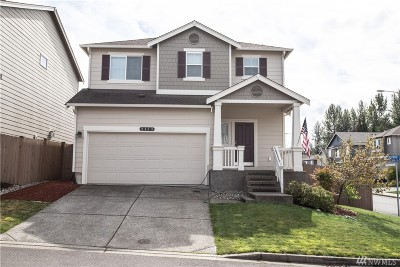Tumwater Single Family Home For Sale: 2483 Crestmont Lane SW