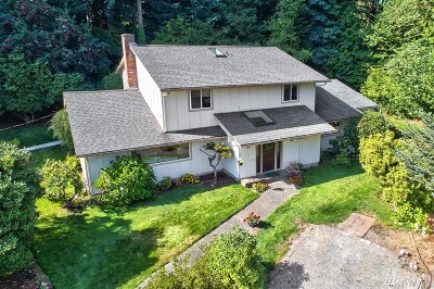 Bothell Single Family Home For Sale: 9302 NE 180th St