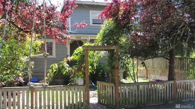 Bellingham Multi Family Home For Sale: 2106 C St