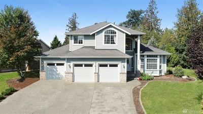 Bonney Lake Single Family Home For Sale: 9104 204th Ave E