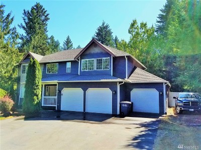 Gig Harbor Single Family Home For Sale: 13204 129th St KPN