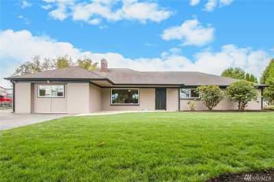 Skagit County Single Family Home For Sale: 15548 Penn Rd