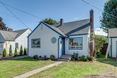 Mount Vernon Single Family Home Sold: 1514 Cleveland St