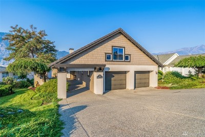 Chelan County, Douglas County Single Family Home For Sale: 236 Manson View Dr #21
