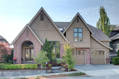 Issaquah Single Family Home For Sale: 1457 29th Place NE