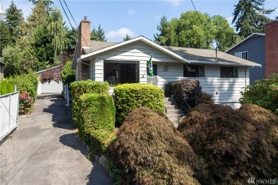 Shoreline Single Family Home For Sale: 1416 NW 195th St