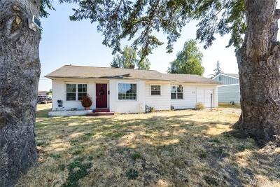 Oak Harbor Single Family Home Sold: 326 SE Glencoe St