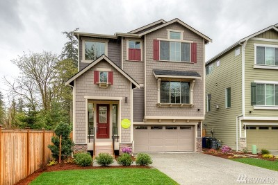 Bothell Single Family Home For Sale: 938 223rd St SE #18-S