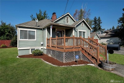 Enumclaw Single Family Home For Sale: 1995 Kibler Ave