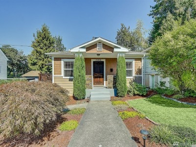 Seattle Single Family Home For Sale: 3008 E Olive St