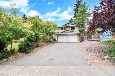 Bothell Single Family Home For Sale: 17906 Brook Blvd