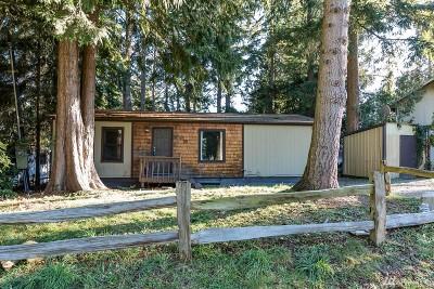 Clinton Single Family Home Pending: 7893 Guemes Ave