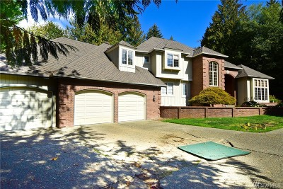 Woodinville Single Family Home For Sale: 13337 211th Place NE