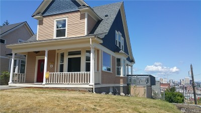 Tacoma Single Family Home For Sale: 301 S 29th St