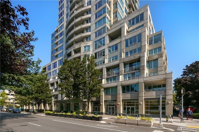 Condo/Townhouse For Sale: 2600 2nd Ave #501