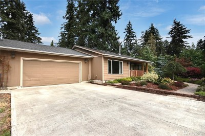 Puyallup Single Family Home For Sale: 12515 145th St E