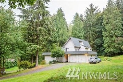Fall City Single Family Home For Sale: 31435 SE Issaquah Fall City Rd