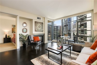 Condo/Townhouse Sold: 820 Blanchard St #708