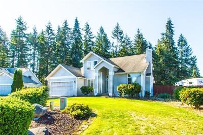 Spanaway Single Family Home For Sale: 24302 34th Av Ct E