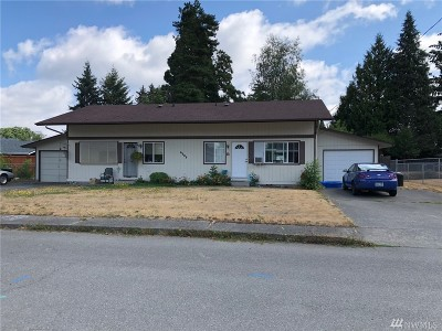Tumwater Multi Family Home For Sale: 6608 Stanton Ct SW