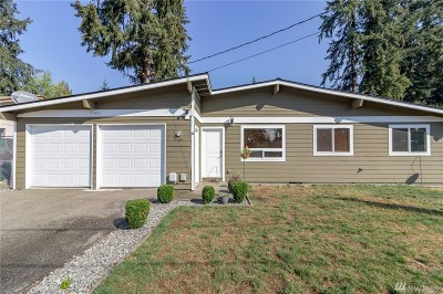 Kent Single Family Home For Sale: 15018 SE 309th St