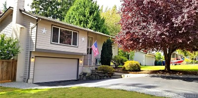 Kirkland Single Family Home For Sale: 9437 NE 126th Place