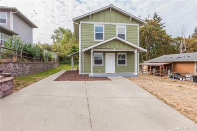 Tacoma Rental For Rent: 1914 E Gregory St Ct