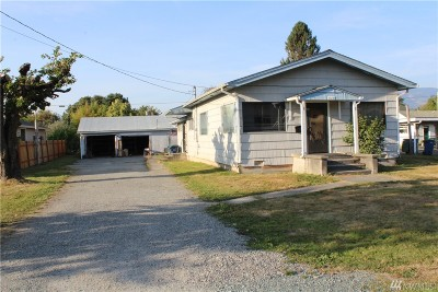Sedro Woolley Single Family Home Sold: 820 Alexander St