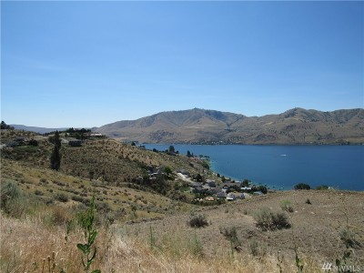 Chelan, Chelan Falls, Entiat, Manson, Brewster, Bridgeport, Orondo Residential Lots & Land For Sale: 146 Waterview Dr
