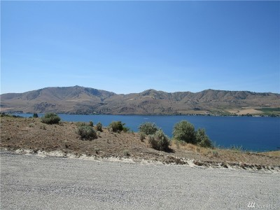 Chelan, Chelan Falls, Entiat, Manson, Brewster, Bridgeport, Orondo Residential Lots & Land For Sale: 143 Waterview Dr