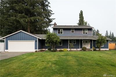 Marysville Single Family Home For Sale: 10601 38th Dr NE