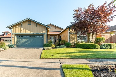 Lacey Single Family Home For Sale: 8413 Camano Lp NE