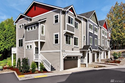 Mountlake Terrace Single Family Home For Sale: 21315 48th (Lot 15) Ave W #1