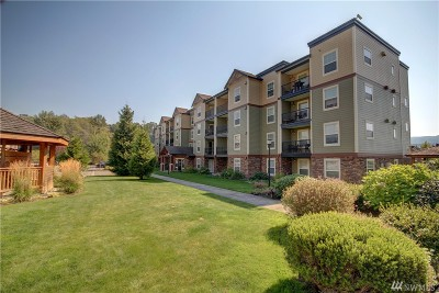 Bellingham Condo/Townhouse For Sale: 700 32nd St #A210
