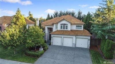 Sammamish Single Family Home For Sale: 26735 SE 9th Wy