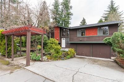 Shoreline Single Family Home For Sale: 518 NE 182nd Ct