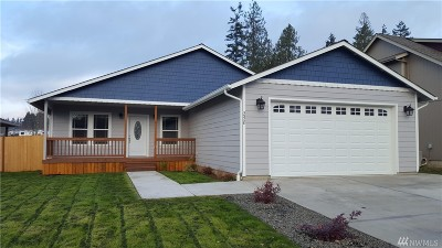 Napavine Single Family Home For Sale: 258 Parkside Lp
